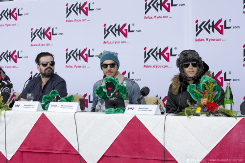 Press conference of the Top of the Mountain concert - Ischgl, Autriche (02 Mai 2015) Tumblr10