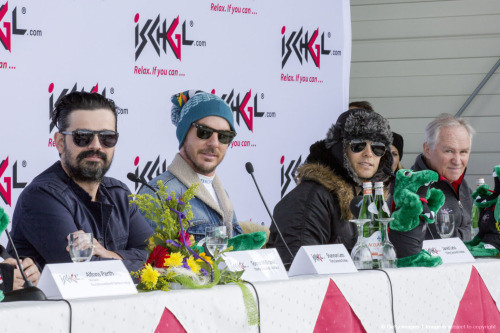 Press conference of the Top of the Mountain concert - Ischgl, Autriche (02 Mai 2015) Tumblr11