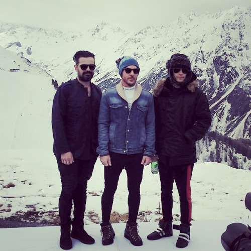 Press conference of the Top of the Mountain concert - Ischgl, Autriche (02 Mai 2015) Tumblr19