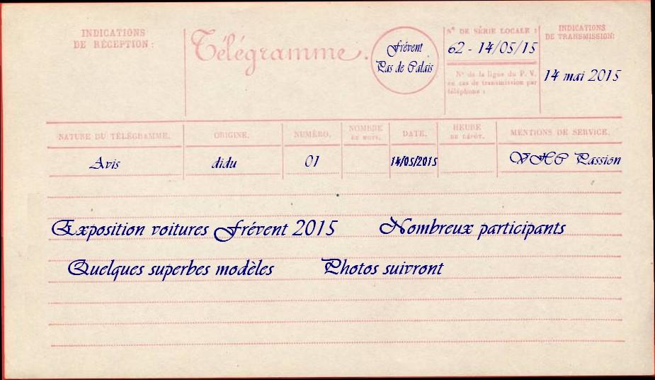 Photos exposition voitures anciennes 2015 à Frévent 966_0010