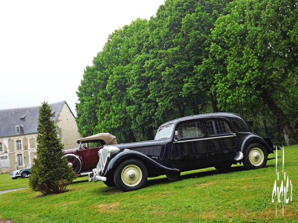 Photos exposition voitures anciennes 2015 à Frévent Dscf1311