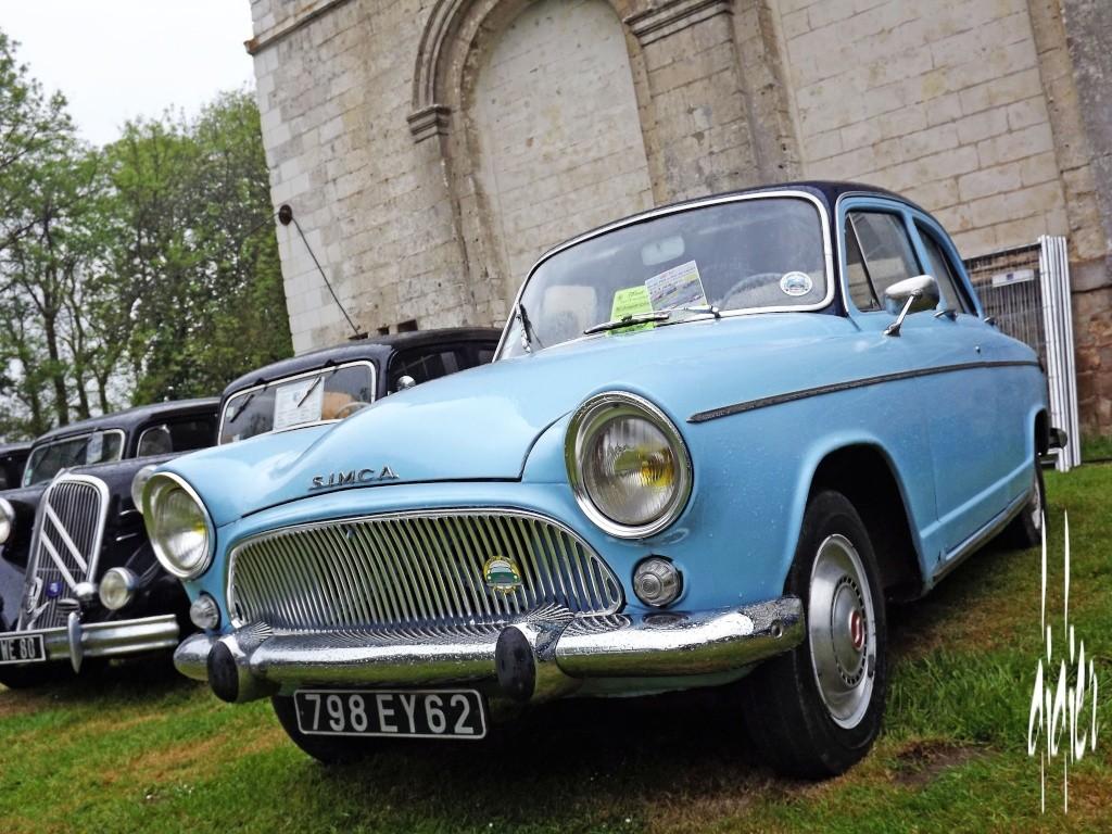Photos exposition voitures anciennes 2015 à Frévent Dscf1319