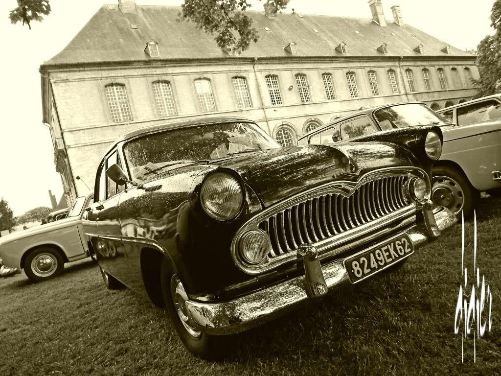 Photos exposition voitures anciennes 2015 à Frévent Dscf1321