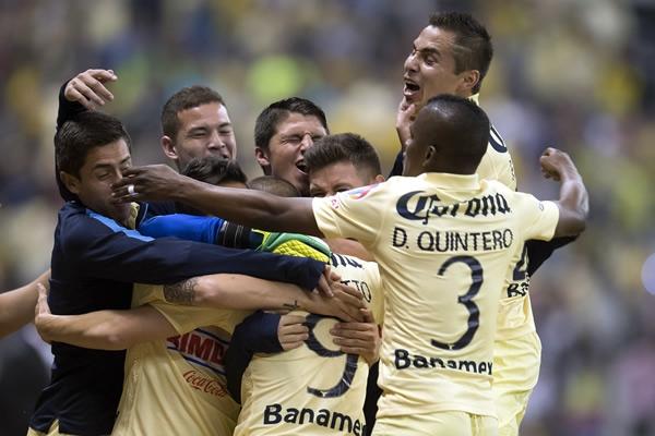 América (6) 6-0 (3) Herediano - Las Águilas vuelan hacia otra final Americ13