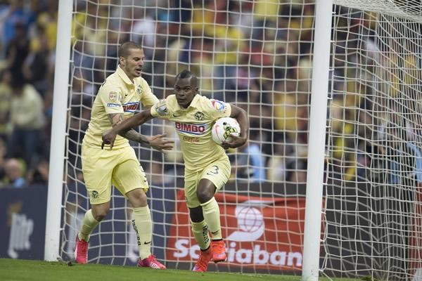 América (6) 6-0 (3) Herediano - Las Águilas vuelan hacia otra final Con-es10