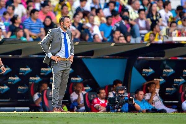 Matosas acepta que la final de CONCACAF los pudo haber distraído Matosa15
