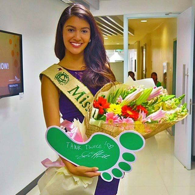 The Official Thread of MISS EARTH® 2014 Jamie Herrell, Philippines - Page 2 10439310