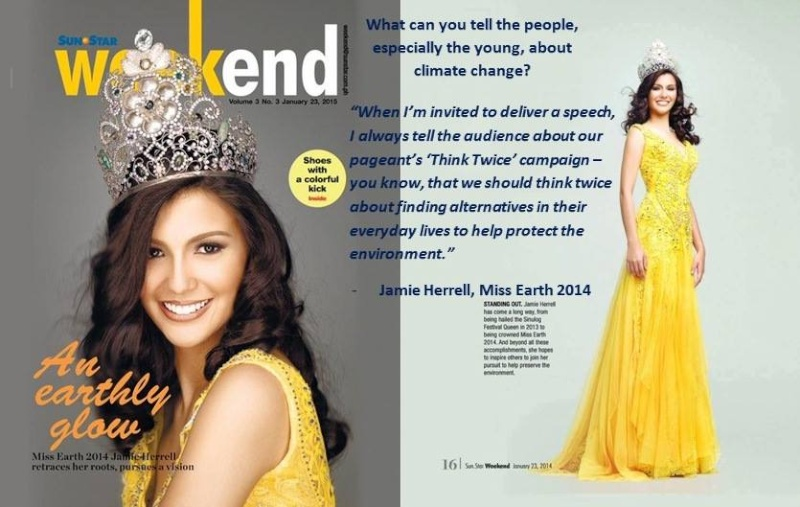 The Official Thread of MISS EARTH® 2014 Jamie Herrell, Philippines - Page 2 11013110