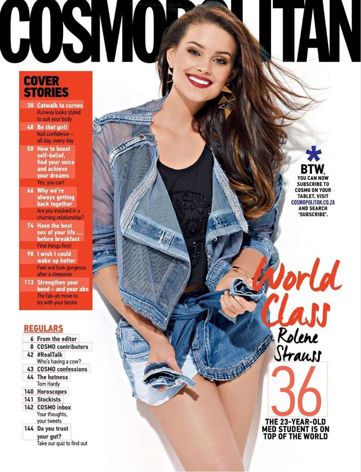 The Official Thread of Miss World 2014 ® Rolene Strauss- South Africa - Page 12 11052310