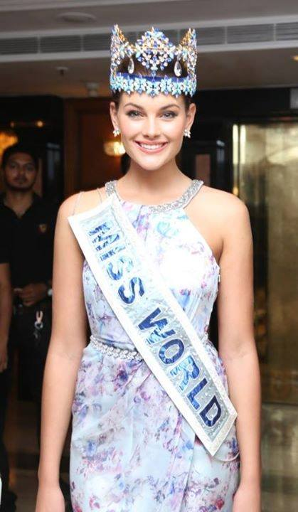 The Official Thread of Miss World 2014 ® Rolene Strauss- South Africa - Page 12 11052410