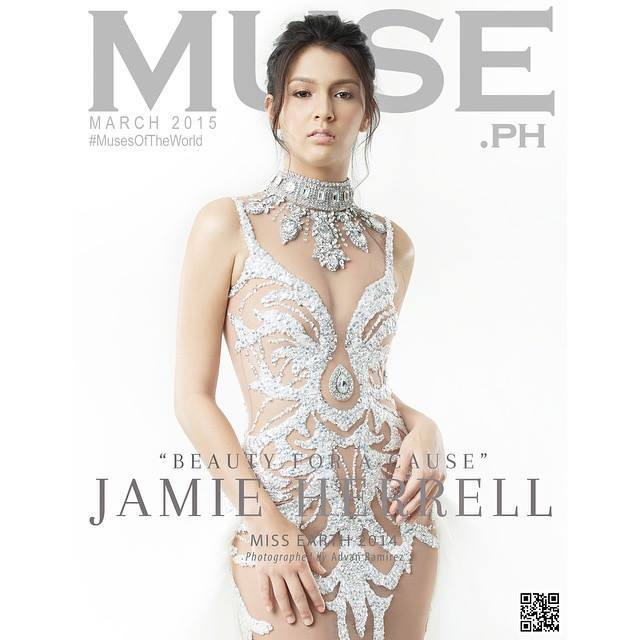 The Official Thread of MISS EARTH® 2014 Jamie Herrell, Philippines - Page 2 11075210