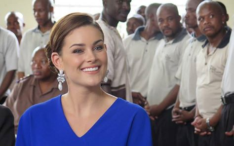 The Official Thread of Miss World 2014 ® Rolene Strauss- South Africa - Page 11 11096310