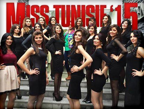 Road to Miss Tunisia (World) 2015 11101210