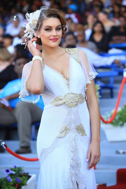 The Official Thread of Miss World 2014 ® Rolene Strauss- South Africa - Page 11 11128810