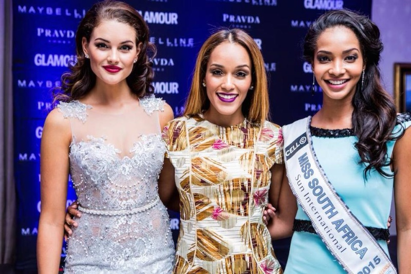 The Official Thread of Miss World 2014 ® Rolene Strauss- South Africa - Page 12 11144910