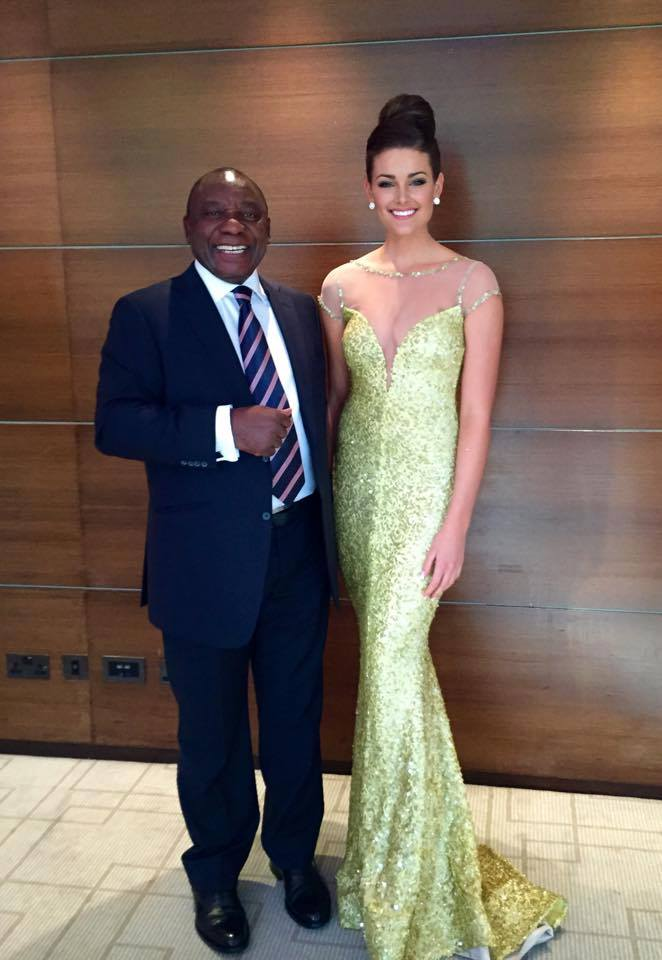 The Official Thread of Miss World 2014 ® Rolene Strauss- South Africa - Page 12 11351211
