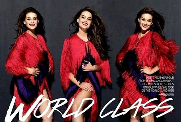 The Official Thread of Miss World 2014 ® Rolene Strauss- South Africa - Page 12 15098210