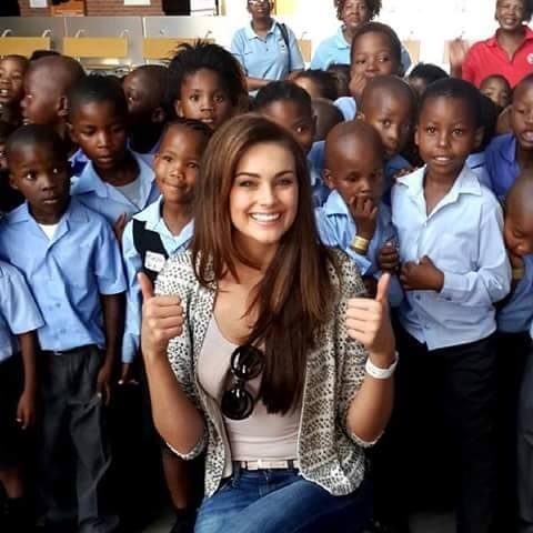 The Official Thread of Miss World 2014 ® Rolene Strauss- South Africa - Page 12 15266210