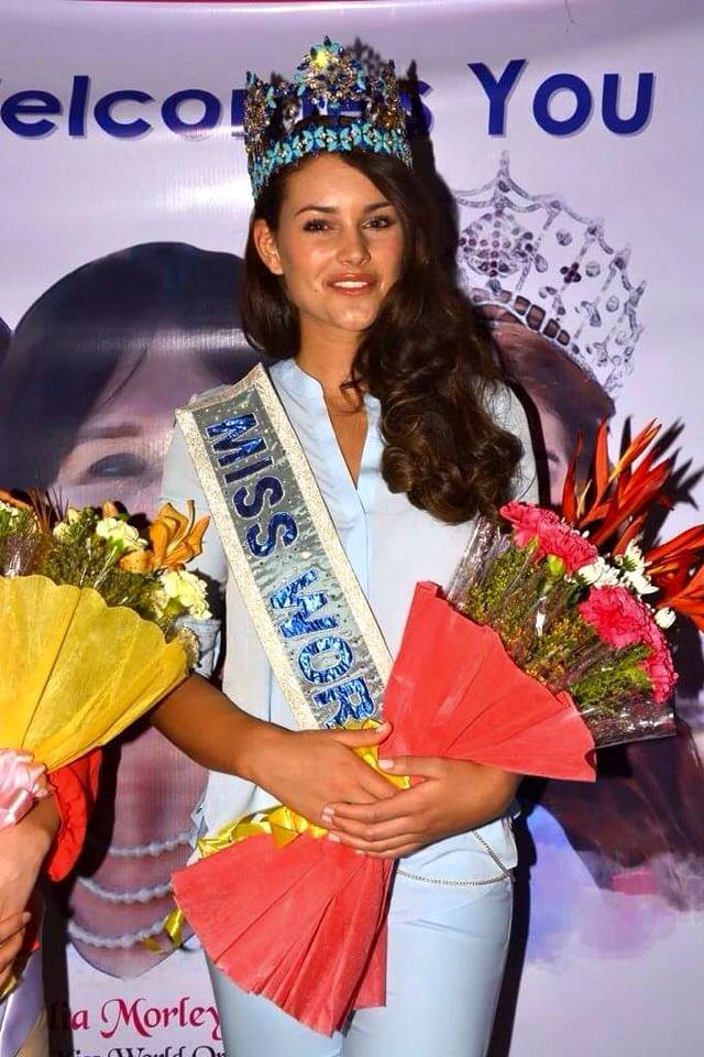 The Official Thread of Miss World 2014 ® Rolene Strauss- South Africa - Page 12 53593710