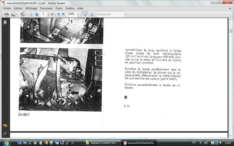 [R75/5] Grosse révision plutot que restauration, mais sait on jusqu'ou cela nous mène...? - Page 2 Manuel10