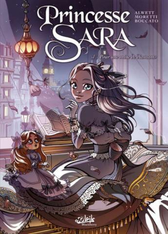 Princesse Sara - Série [Alwett, Audrey & Moretti, Nora & Boccato, Claudia] Prince10