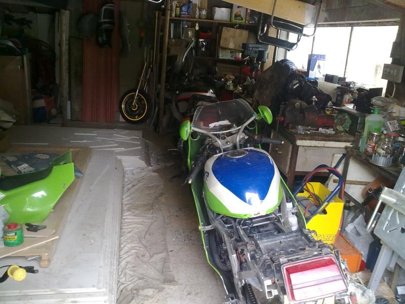 Photos de nos garages/ateliers - Page 13 09012016