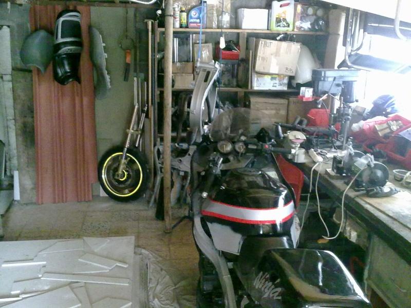 Photos de nos garages/ateliers - Page 13 09012018