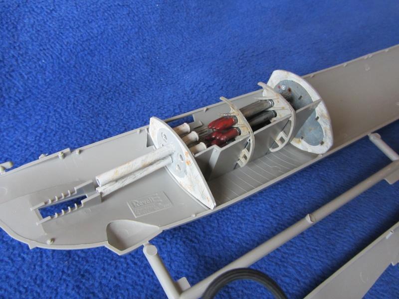 Deutsches U-Boot XXI - U-254 - mit Inneneinrichtung gebaut von xedos Img_4314