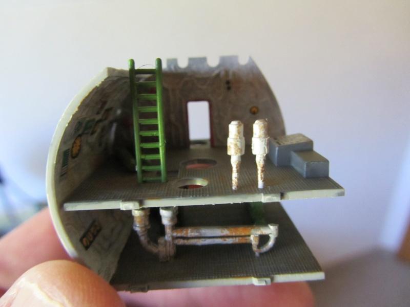 Deutsches U-Boot XXI - U-254 - mit Inneneinrichtung gebaut von xedos Img_4614