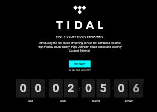TIDAL il nuovo servizio streaming ad alta fedeltà di Jay-Z Scherm10