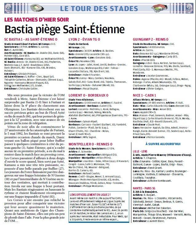 INFOS RUMEURS CALENDRIERS RESULTATS ET CLASSEMENT L1  - Page 40 1411