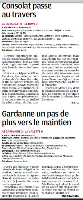 AS GARDANNE // DHR MEDITERRANEE - Page 26 312