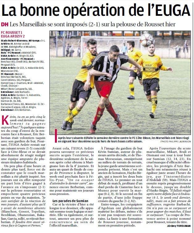 F C ROUSSET STE VICTOIRE  .../ DH CLUB VILLE ET STADE  - Page 13 4b11