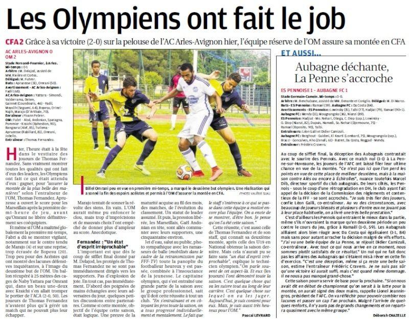 MATCHS DE LA RESERVE OLYMPIENNE - Page 19 511