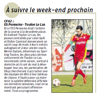 TOULON LE LAS // CFA2 GROUPE E  - Page 20 511