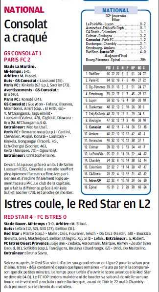 "RED STAR Football Club  L"" ETOILE ROUGE PARISIENNE  - Page 10 720"