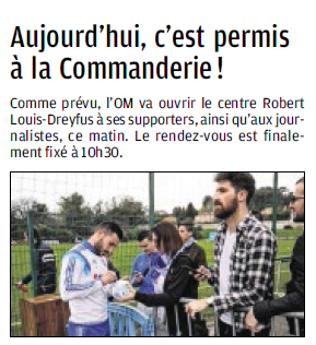 """CENTRE D """"ENTRAINEMENT ROBERT LOUIS DREYFUS ;;LA COMMANDERIE  - Page 16 8a12"""