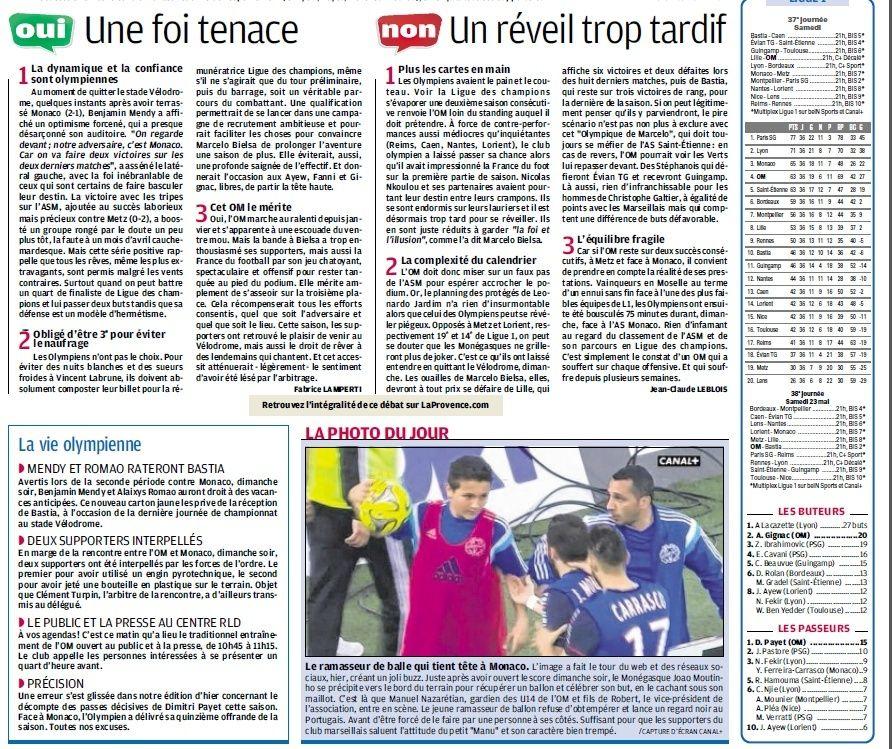 """LA CAVERNE DES TROPHEES DE L""""OM - Page 28 8b19"""