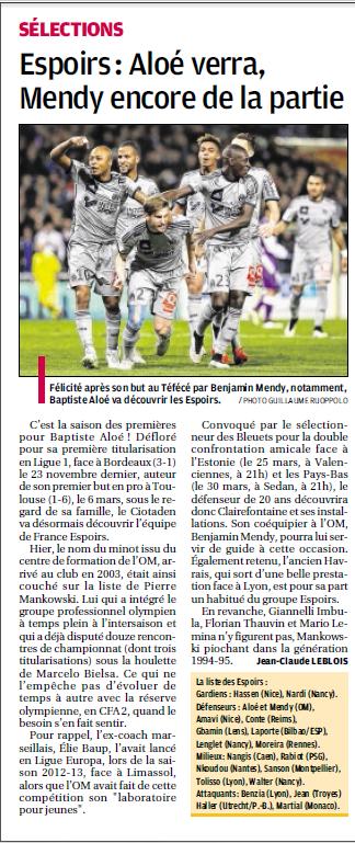 EQUIPE DE FRANCE ESPOIRS - Page 14 8c10