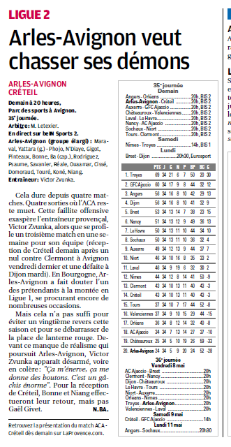 AC ARLES AVIGNON /// CLUB ET STADE  - Page 16 913