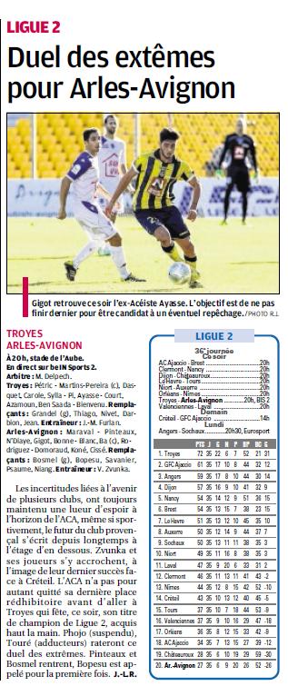 AC ARLES AVIGNON /// CLUB ET STADE  - Page 16 916