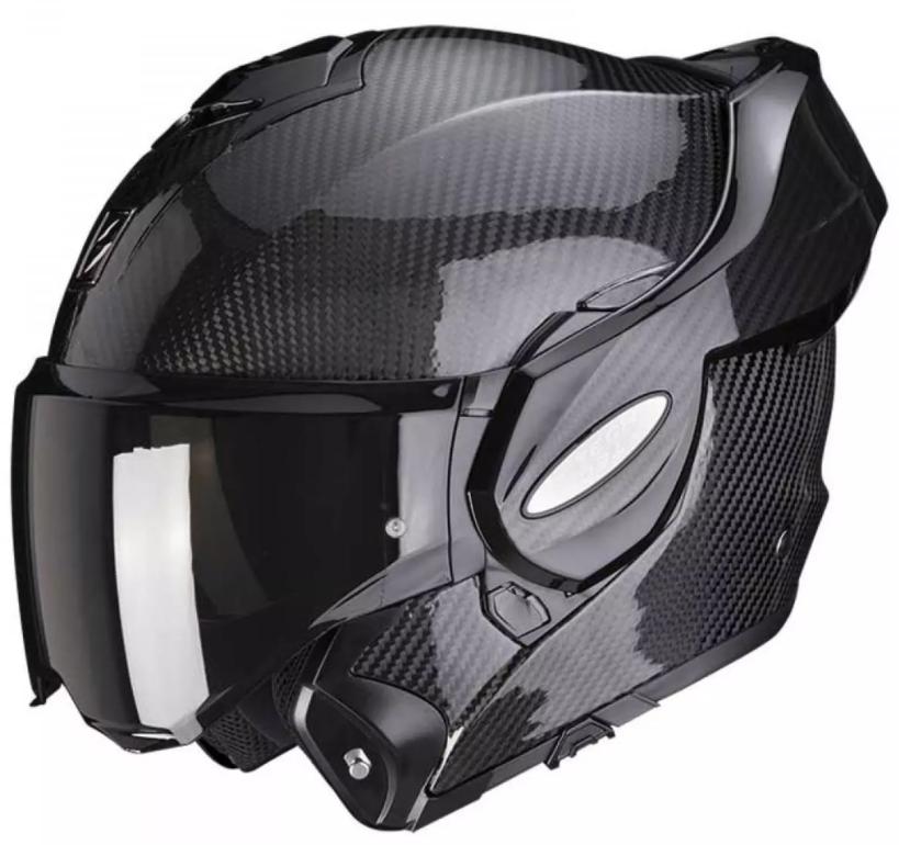 Casque ROOF Boxxer Carbon Cage ou Scorpion Exo Tech Carbon Mat (c'est choisi) 2021-043