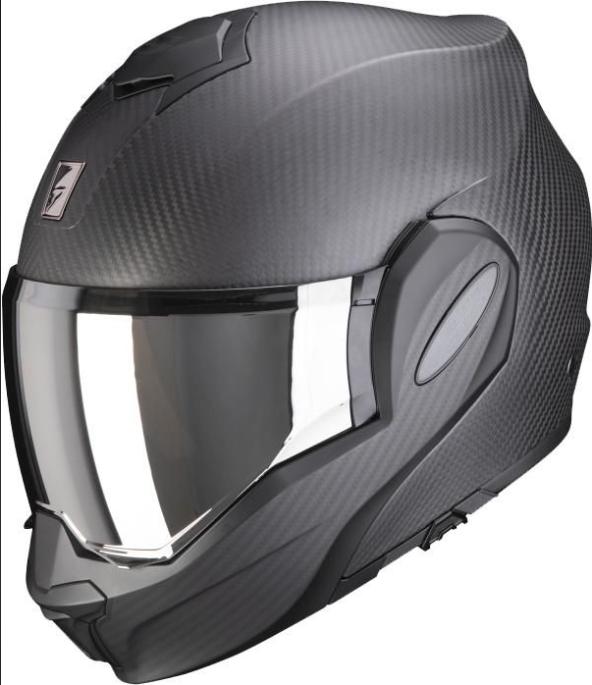 Casque ROOF Boxxer Carbon Cage ou Scorpion Exo Tech Carbon Mat (c'est choisi) 2021-045