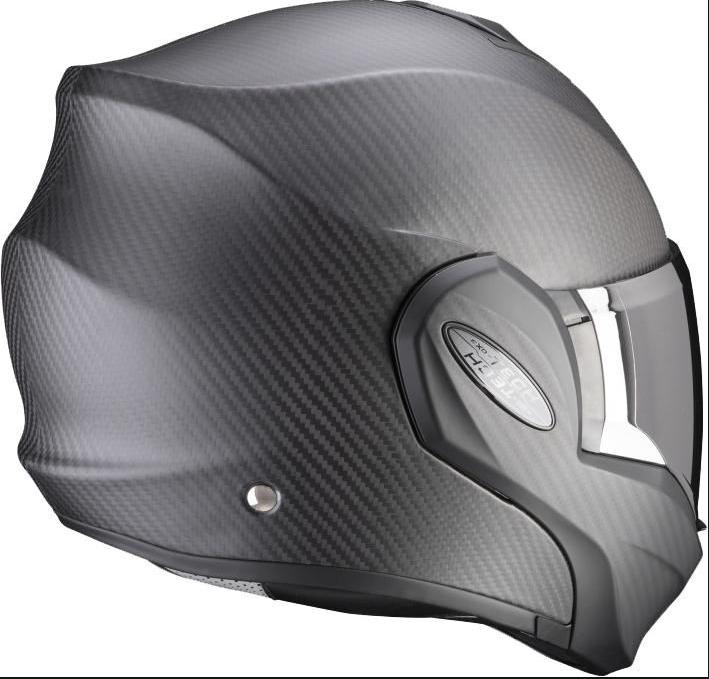 Casque ROOF Boxxer Carbon Cage ou Scorpion Exo Tech Carbon Mat (c'est choisi) 2021-046