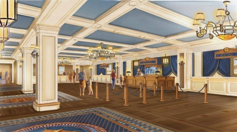 Disney's Newport Bay Club 11082310