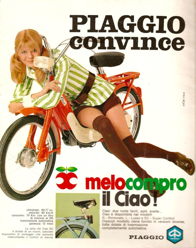 Pin-Up 50cc Moped-11