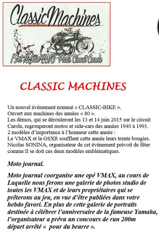 Classic Machines les 13 et 14 juin au circuit Carole - Page 6 Classi10