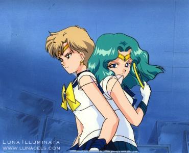 Mylène et Frédérique (Sailor Moon) Duo10