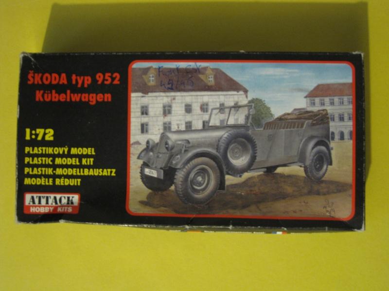 Skoda typ 952 Kübelwagen [Attack ; 1/72] 02010