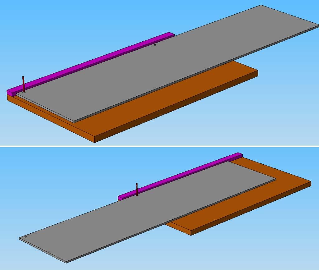 Comment travailler un objet plus grand que la table ? Usi_2p10